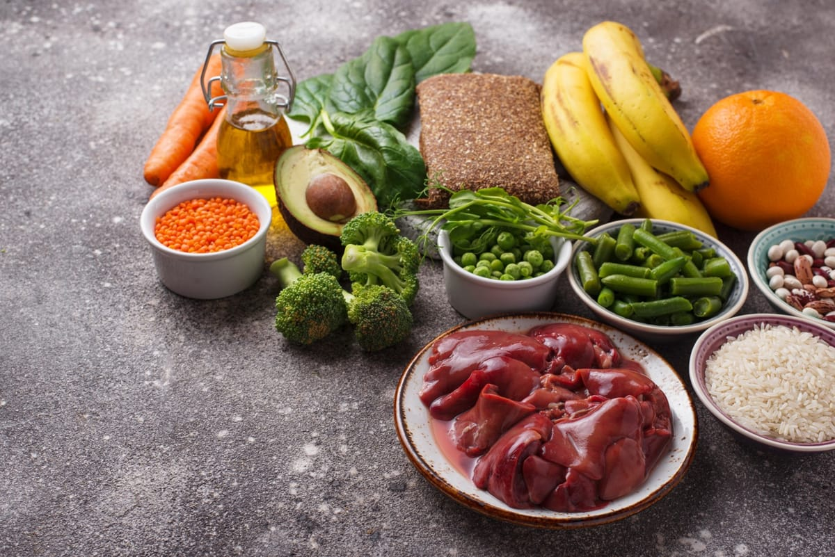 5 alimentos ricos en ácido fólico que debes consumir durante el embarazo