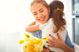 Feliz dia de la mama