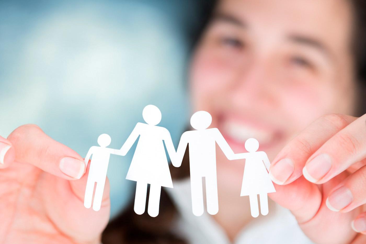 Día Internacional de la Familia: Familias monoparentales