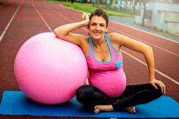 Ejercicios recomendados para embarazadas